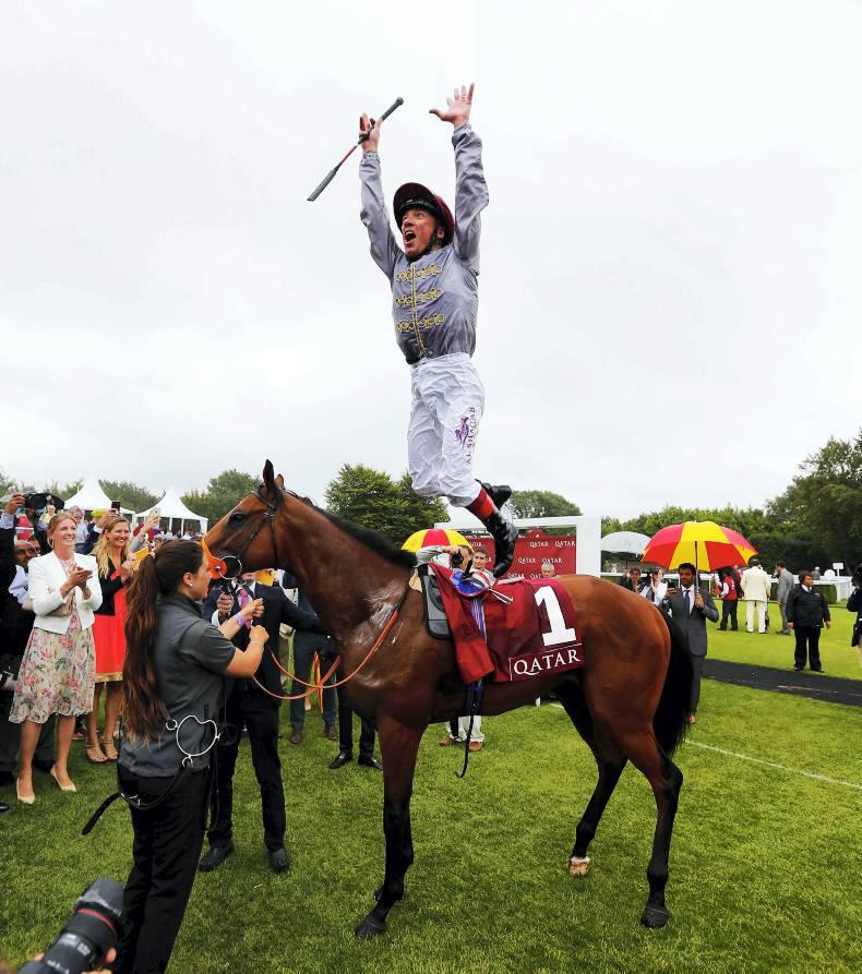 GOODWOOD THURSDAY: Mehmas took the Qatar Richmond Stakes in style