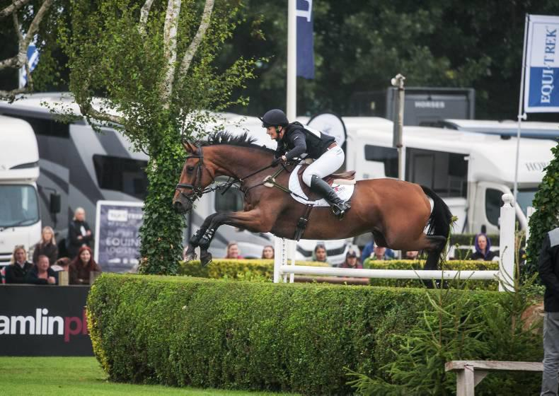 Power storms to victory at Hickstead