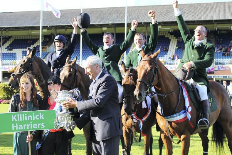 DUBLIN HORSE SHOW 2016: Joy as Killinicks retain top spot