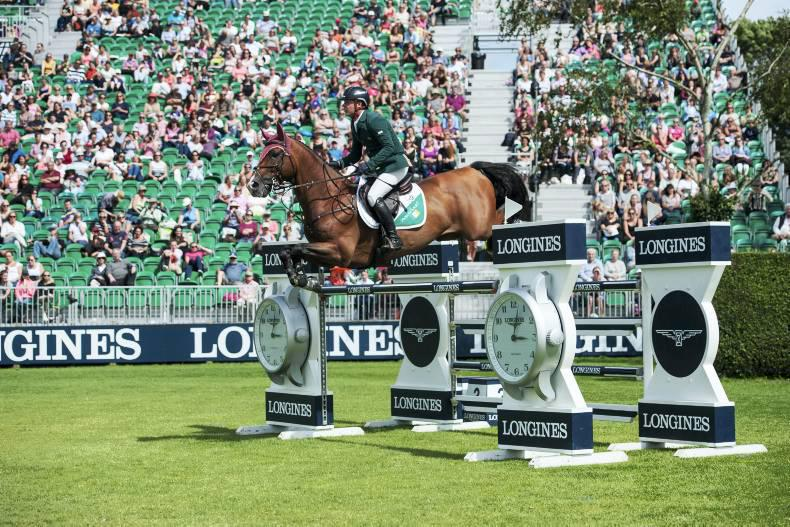 Hickstead win for Germany as Irish quartet take second
