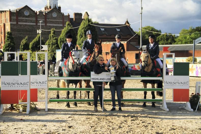 DUBLIN HORSE SHOW 2016: Cork team claims show jumping title