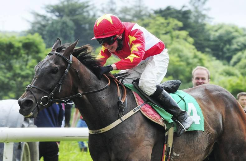 PONY RACING:  King and Gilligan show winning style