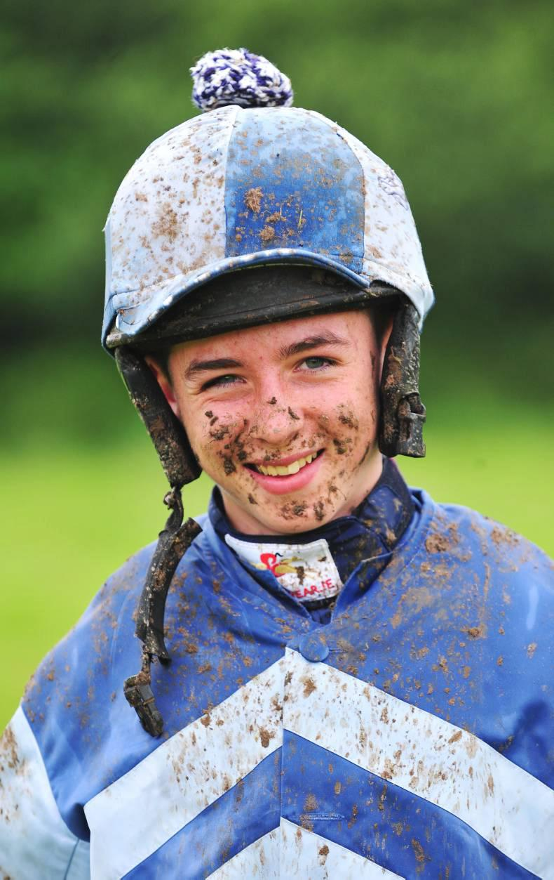 PONY RACING: Dunne gets off the mark
