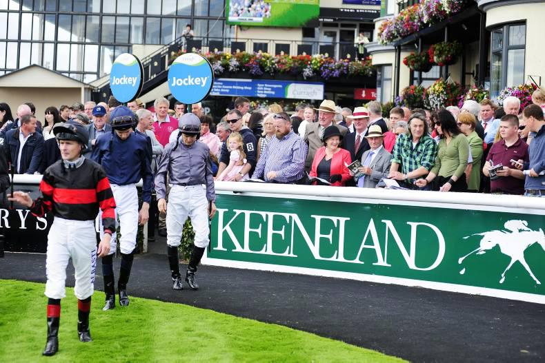 FREE admission for families to the Keeneland Phoenix Stakes