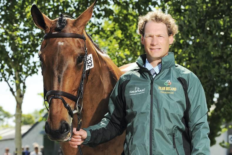 Meet Ireland's Rio riders: Mark Kyle