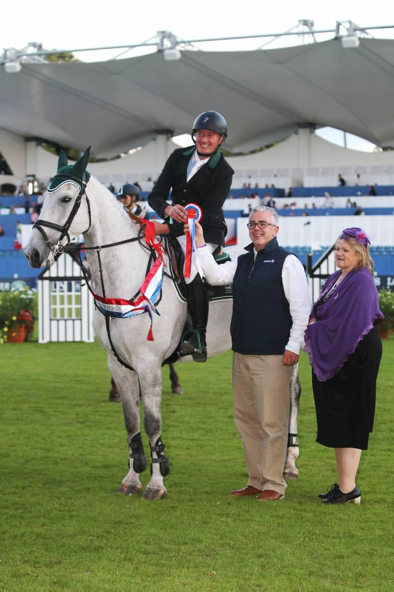 PONY TALES:  Paul proves a man of his word