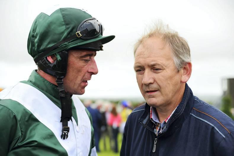 "Charles Byrnes:  ""Roscommon gamble was good for Irish racing"""