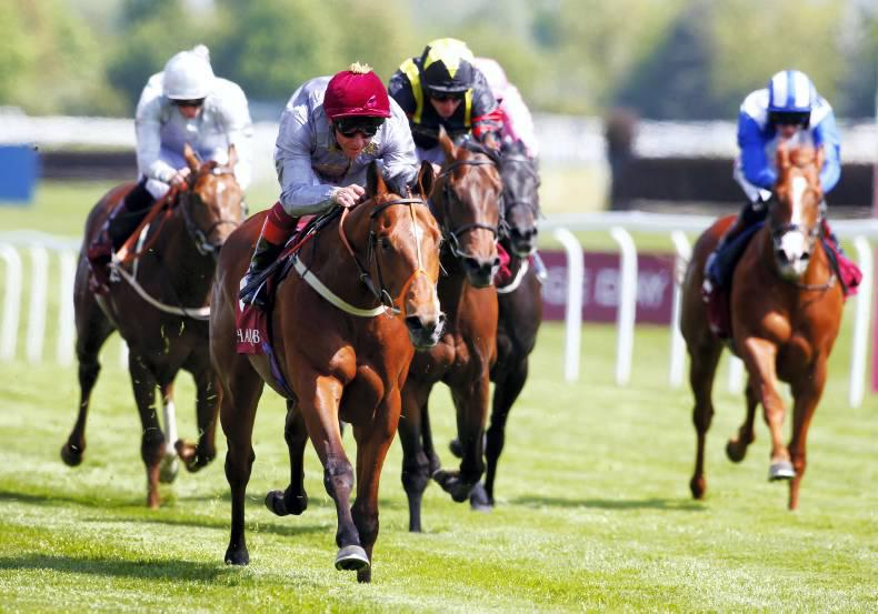 SIMON ROWLANDS: Goodwood winners compliment Caravaggio