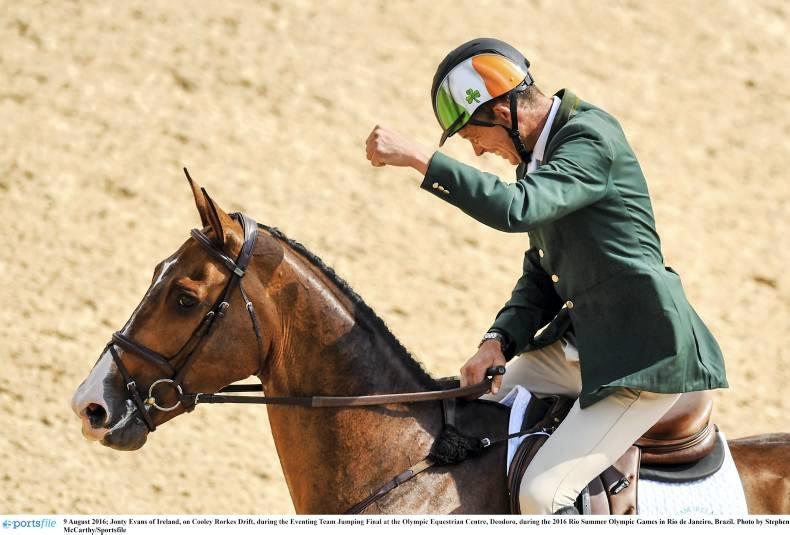 Irish Sport Horses collect medals at Rio 2016