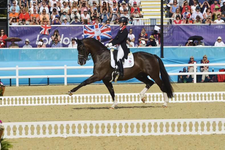Rio 2016: Charlotte Dujardin back to defend her title at the Olympics