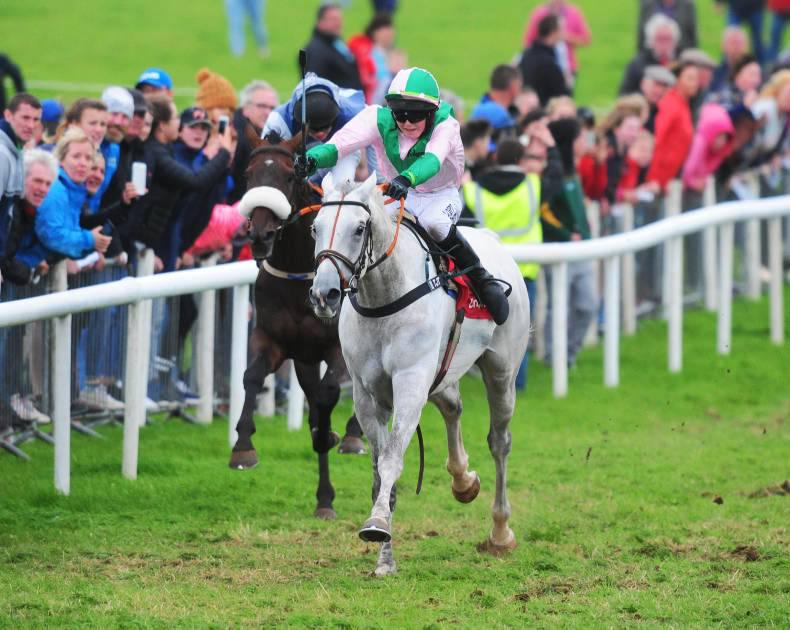 PONY RACING: Taaffe triumphs in Dingle Derby