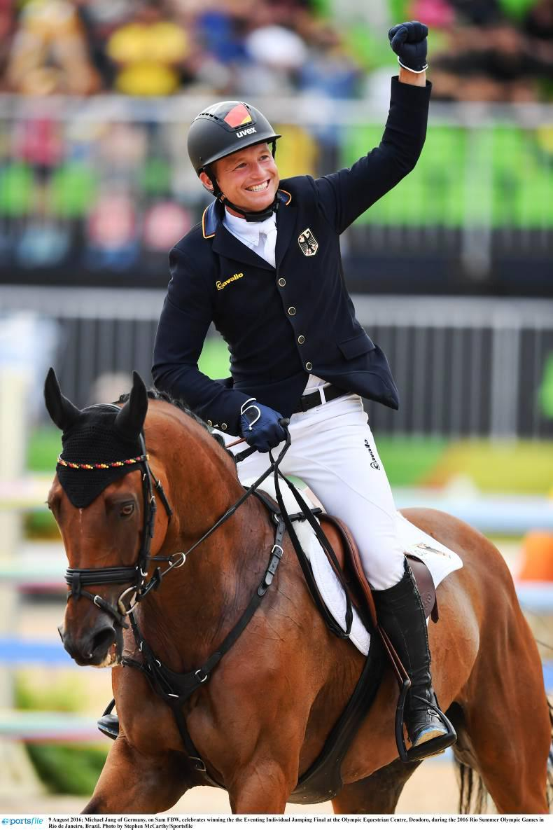 Rio 2016 Eventing: THE NUMBERS GAMES