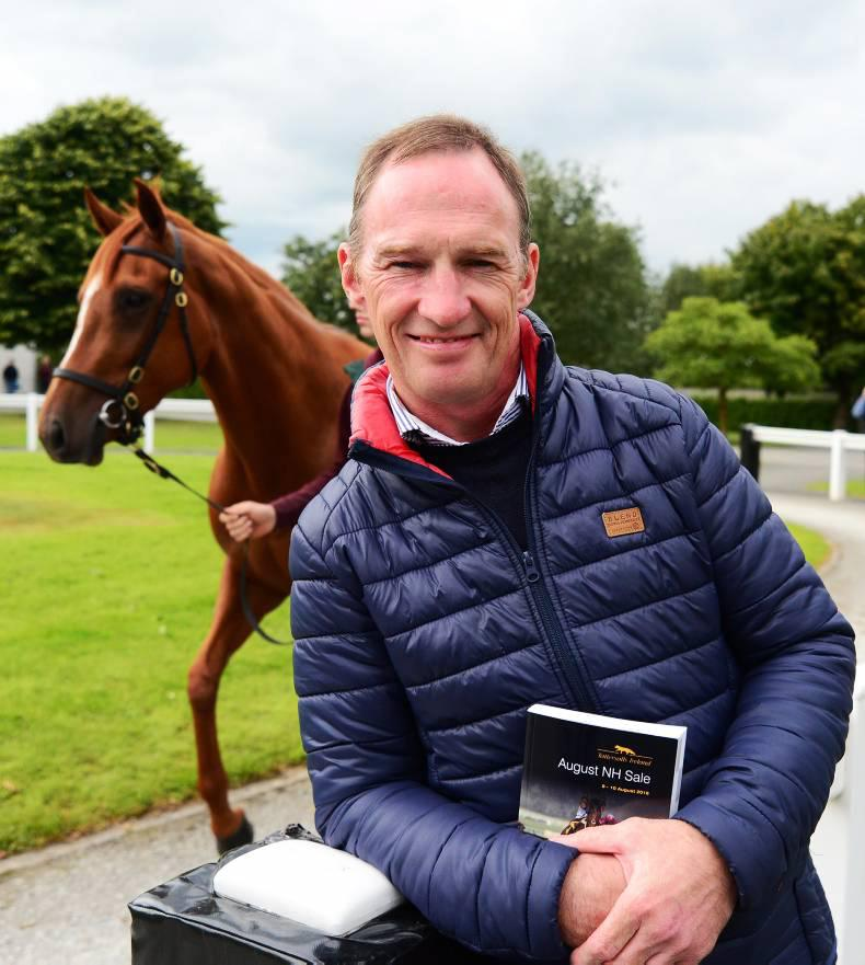 Paul Carberry cool on training career after retirement from the saddle