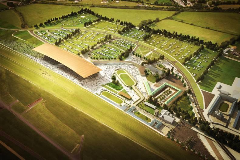 A new vision for the Curragh racecourse