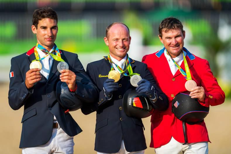 Evans stars at toughest Olympics