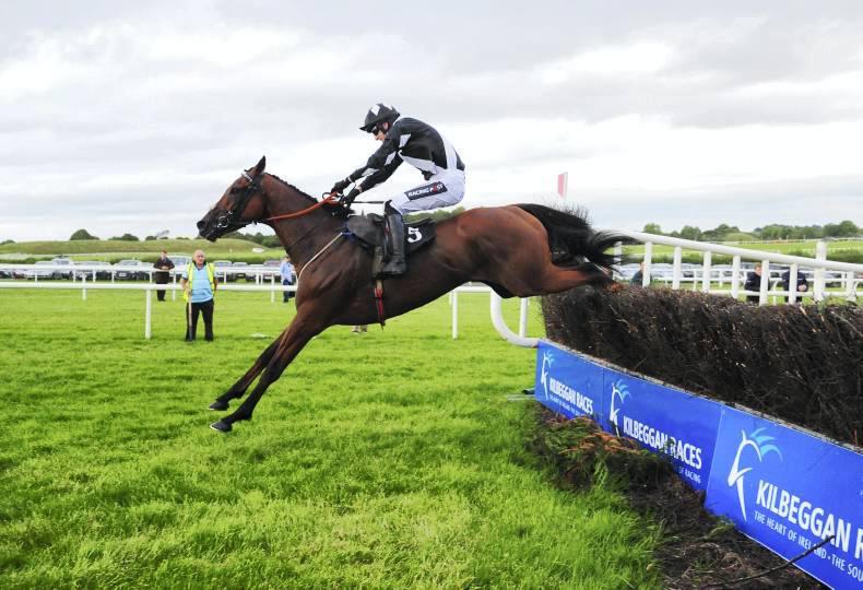 KILBEGGAN SATURDAY: Heist gets Burke back to winning ways