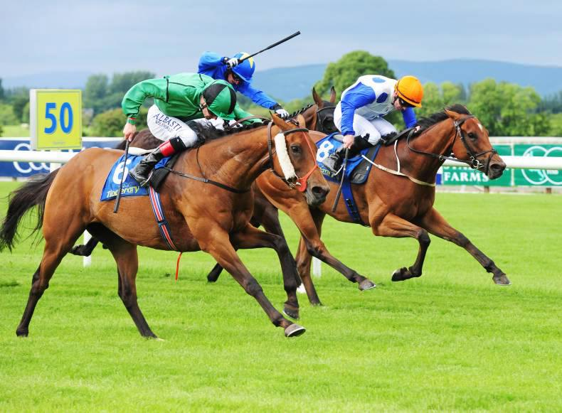 TIPPERARY FRIDAY: Capri claims the feature for O'Brien