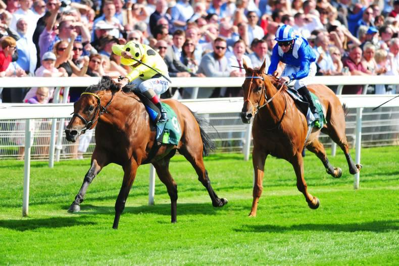 DONN McCLEAN: Juddmonte International anomaly