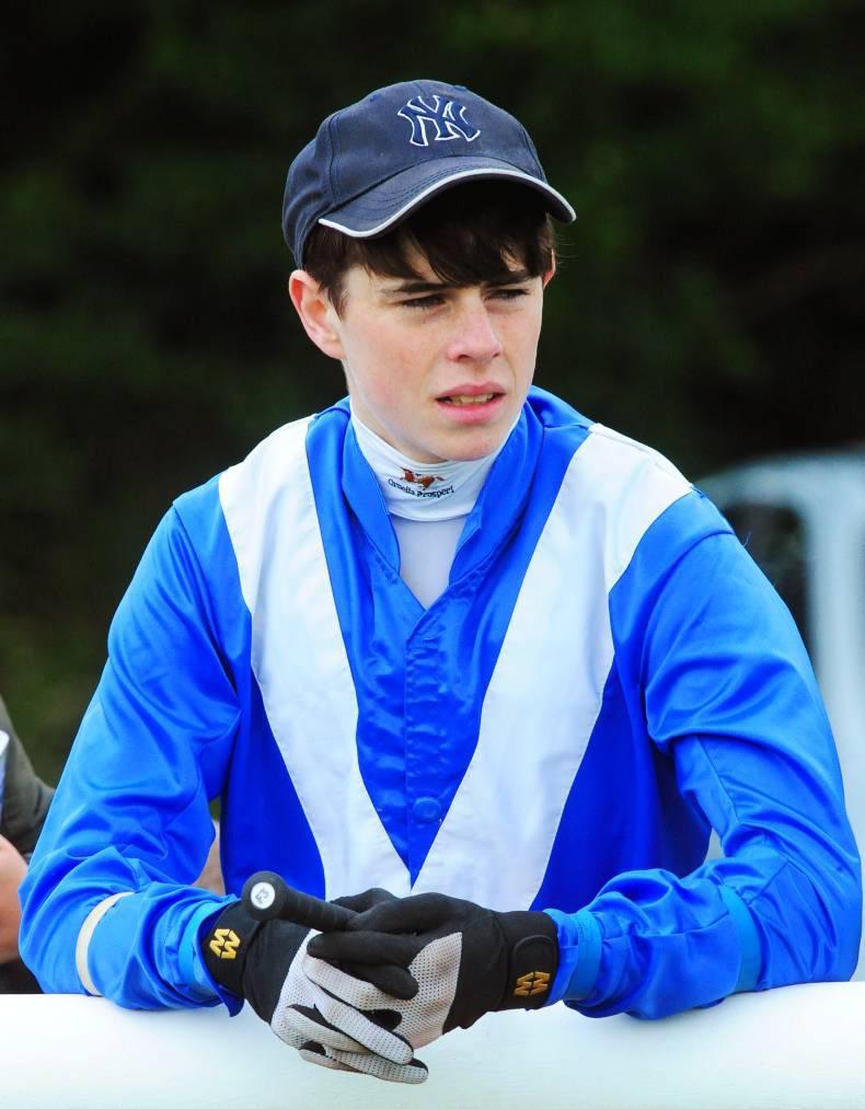 PONY RACING: Conlon records treble at Geesala