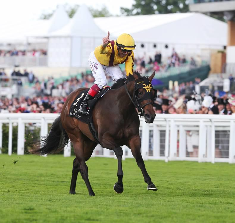 FRENCH PREVIEW: Lady Aurelia to dominate in Deauville