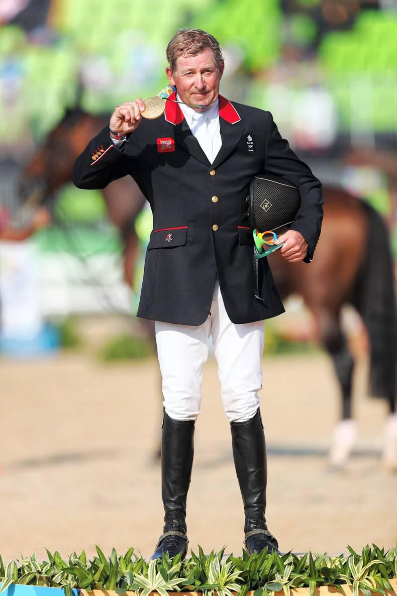 Nick Skelton and Big Star take gold in nail-biting Olympic finale