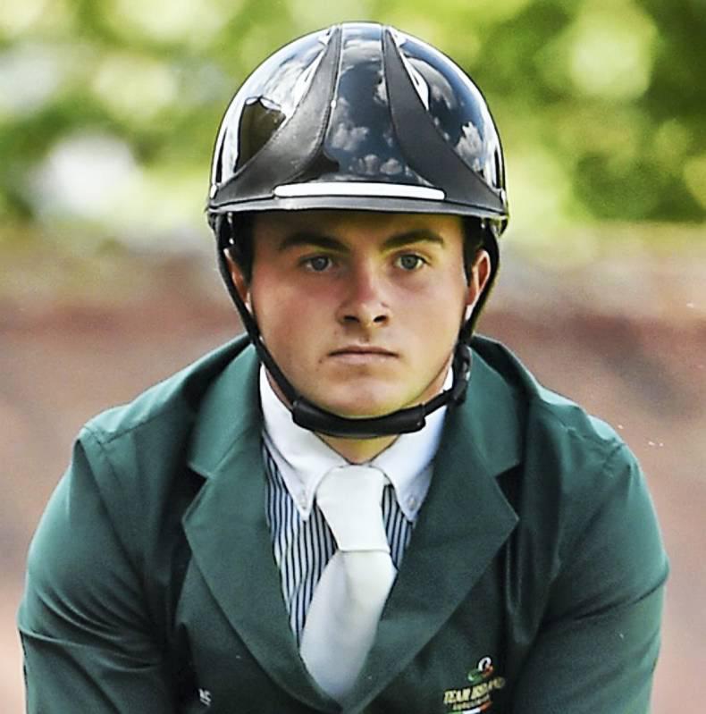 Jonathan Gordon named as Ashford Farm's new stable rider