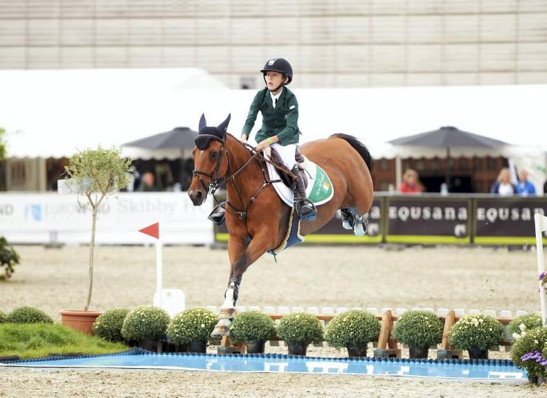 INTERNATIONAL: Eventers narrowly miss podium finish