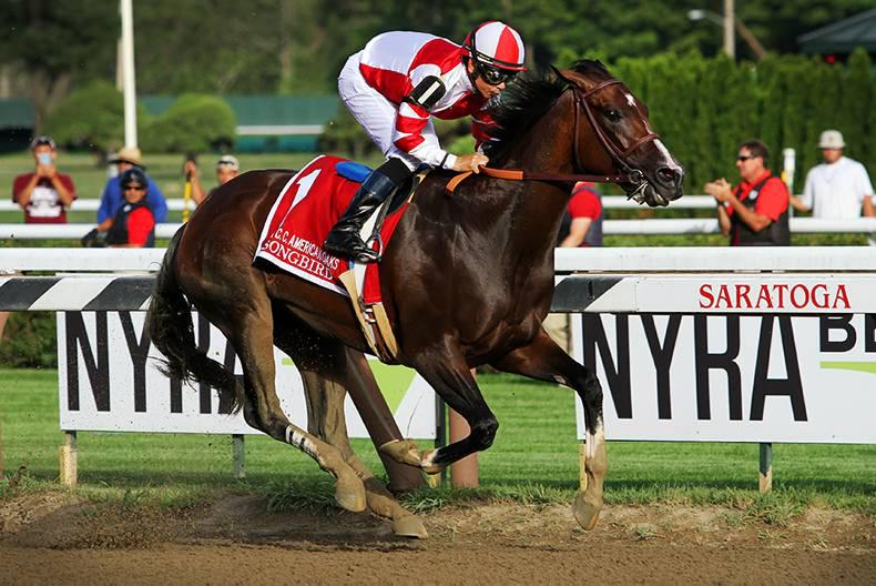 AMERICA: Songbird swipes as Maggie can Go no more