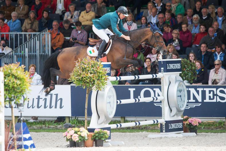 Lennon and Loughview Lou-Lou (ISH) win CSIO***** Grand Prix in Gijon