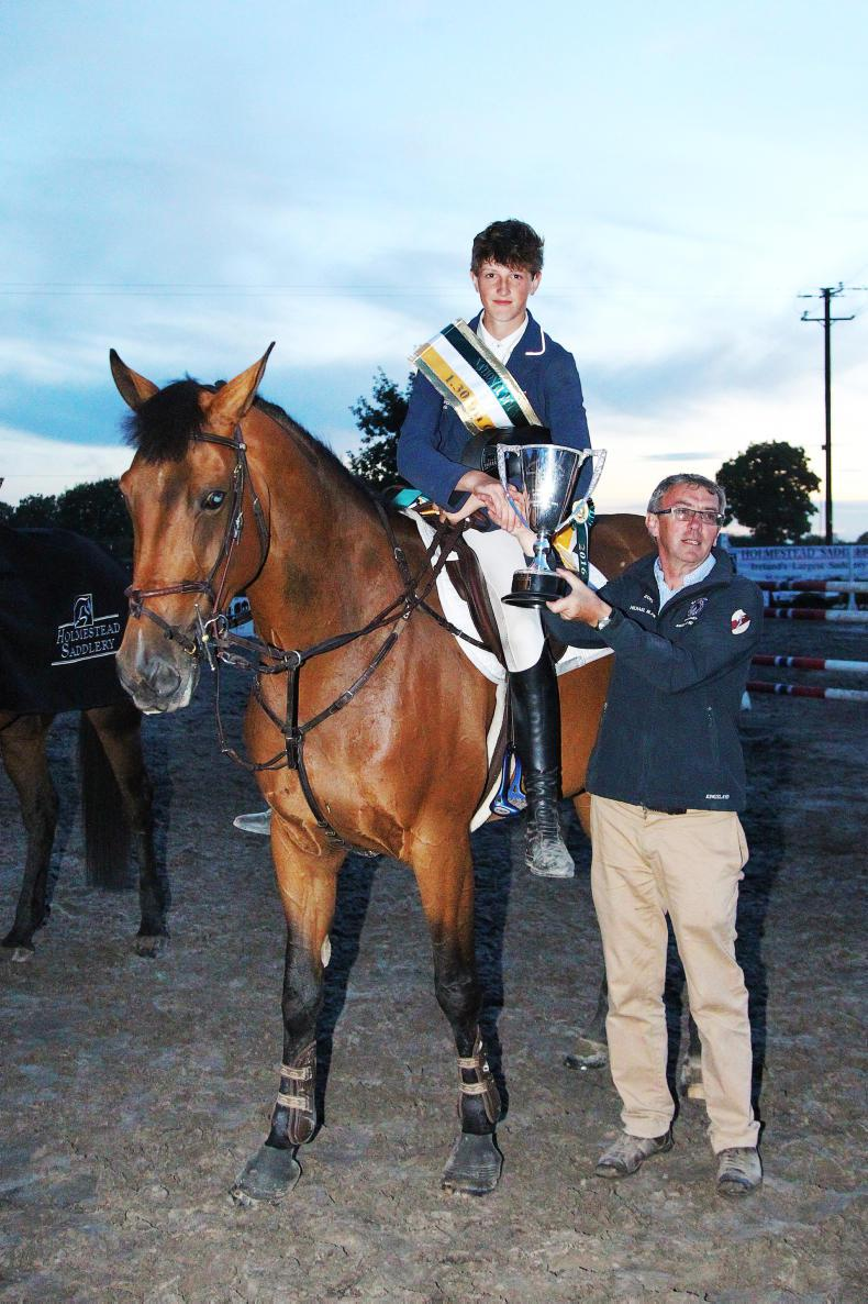 Ryan takes 2016 young rider title