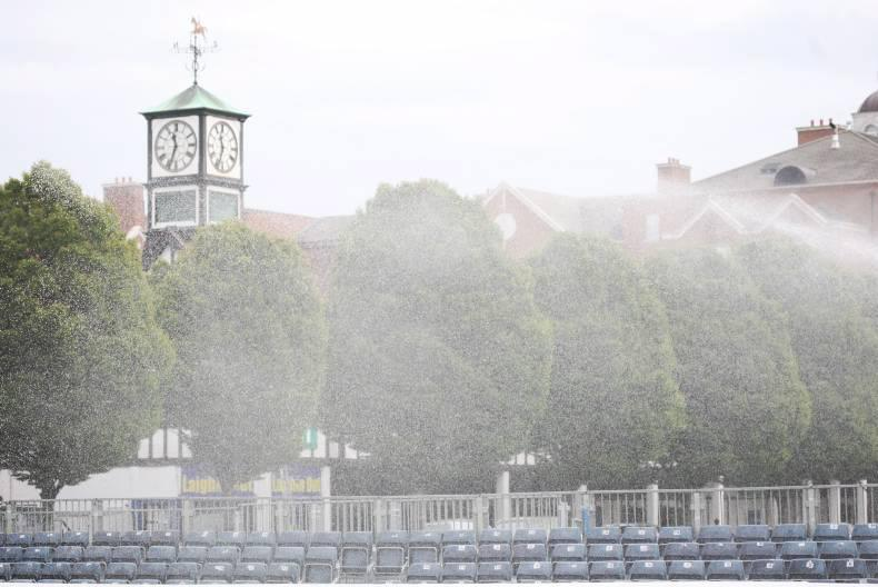 The RDS responds: Riding all horses is at the judges' discretion