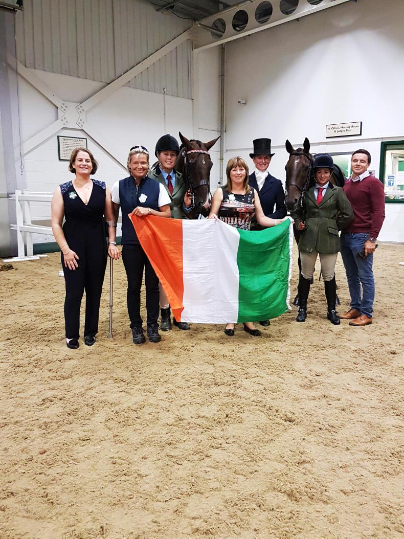 RACEHORSE TO RIDING HORSE: Hunter win for Quirke and Paddy