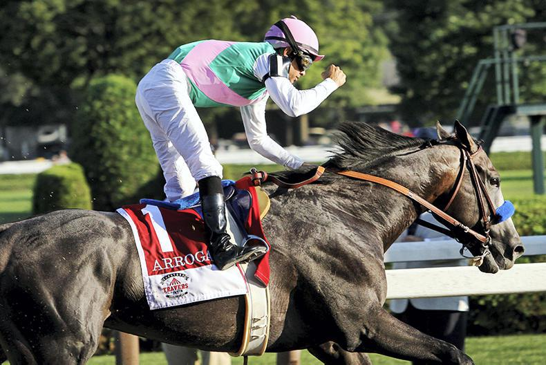 Is Arrogate the ace in the pack?
