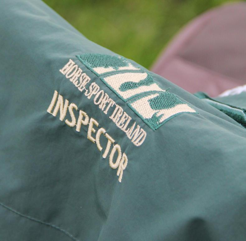No autumn sport horse mare inspections