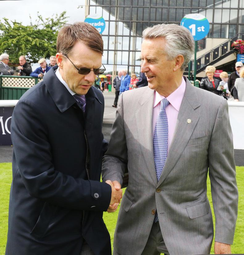 LONGINES IRISH CHAMPIONS WEEKEND: Listen to top trainers