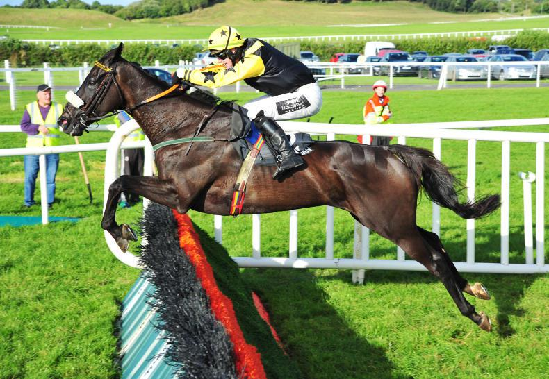 Crosshue Boy grinds out Kilbeggan victory