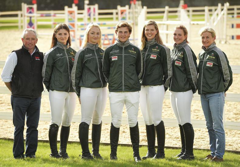 Irish riders jump for millions