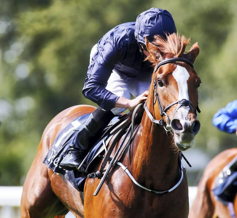 Alice Springs turns on the turbo in Matron Stakes