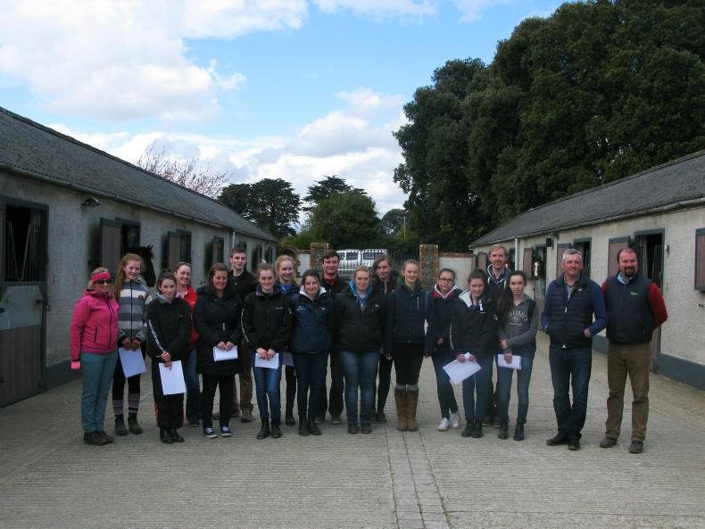 Unique opportunity for Teagasc/ISH young breeders