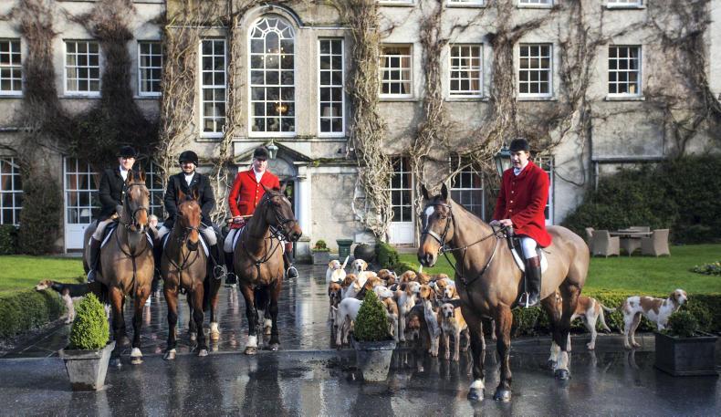 HORSE SENSE: Happy hunting