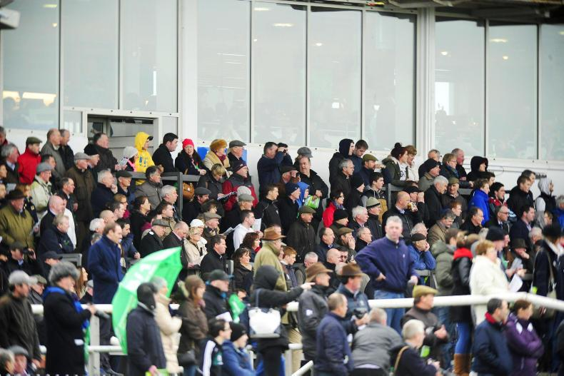 Naas Racecourse gains 10 blacktype races
