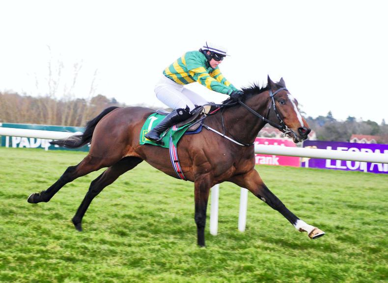 Penhill bounds clear to land Listowel spoils