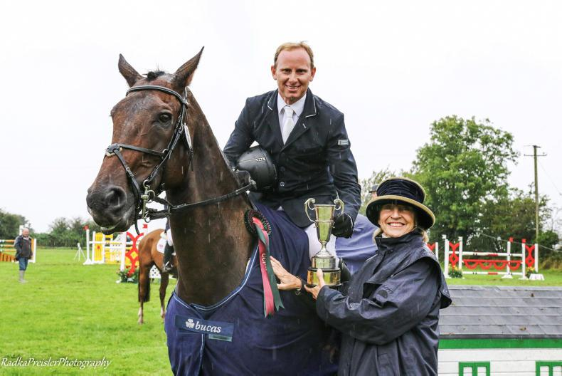 BALLINDENISK: First CCI*** win for The Highland Prince