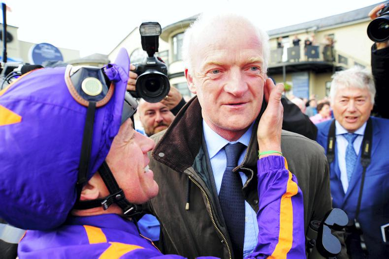 DONN MCCLEAN: Who's the next jumper for the Irish St Leger