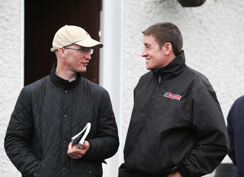 Barry Geraghty hopes to back next weekend