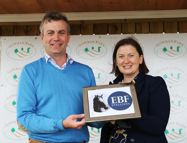 IRISH EUROPEAN BREEDERS' FUND: Irish racing's biggest sponsor pumps money back