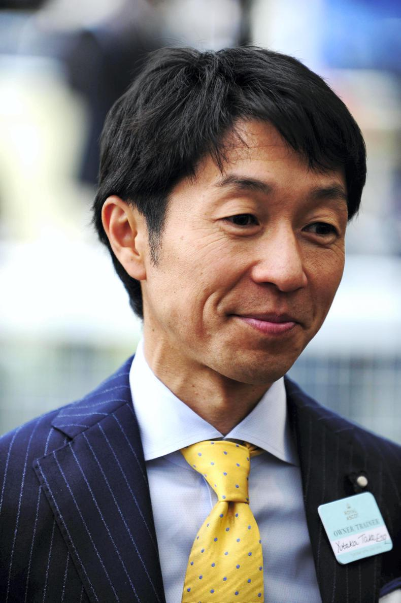 JAPAN: Take reaches landmark 4000th winner