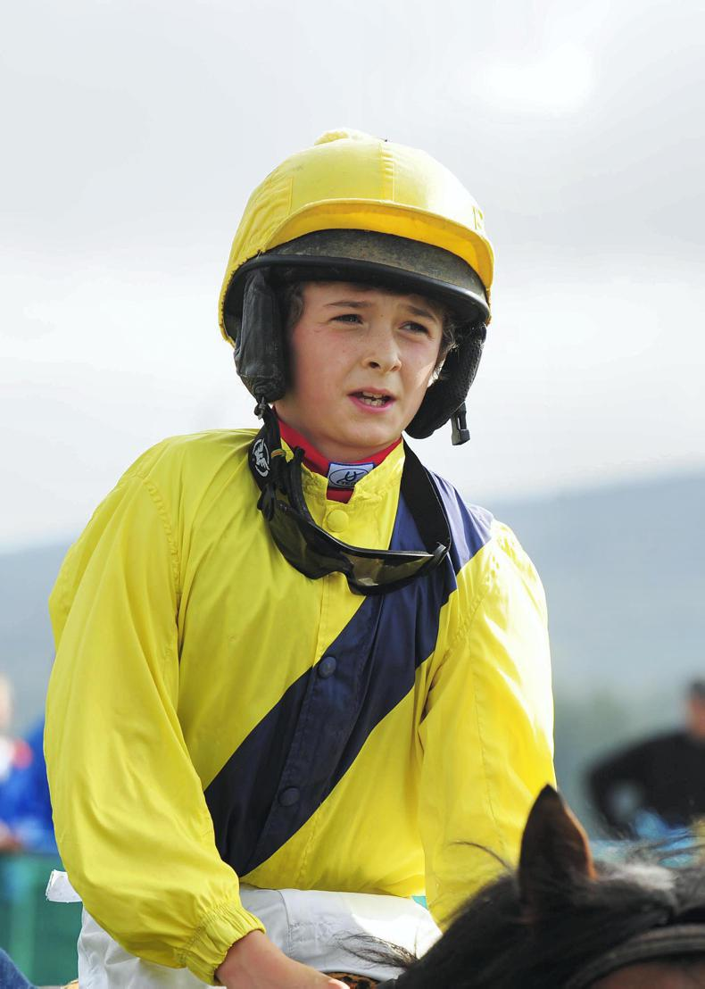 PONY RACING: Sheehy has up and down day