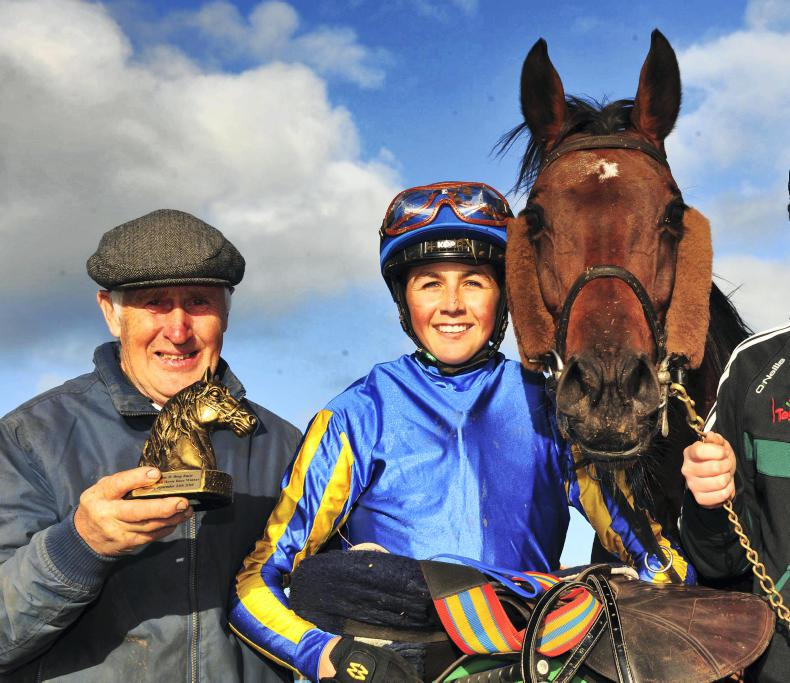PONY RACING: Ryan goes clear in title table