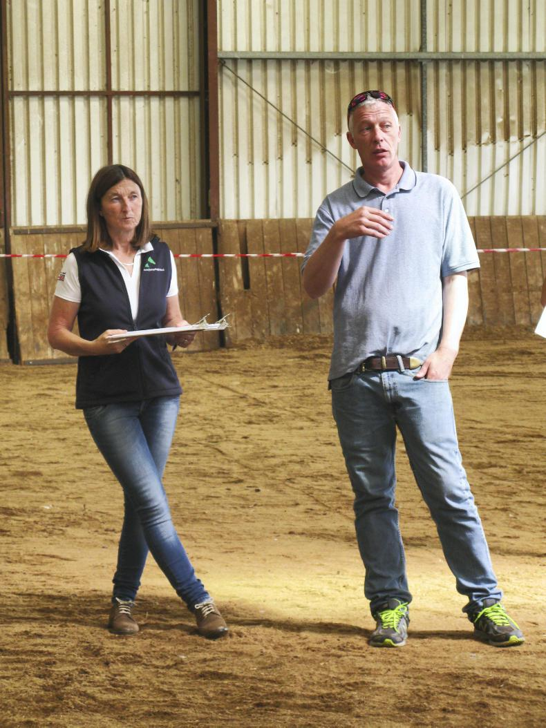 YOUNG BREEDERS: 'As riders we want better horses bred here'